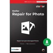 Stellar Repair for Photo Mac [Download]