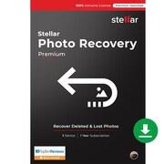 Stellar – Logiciel de récupération de photos Photo Recovery Premium pour Mac [téléchargement]