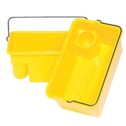 Globe Auto Cart Utility Caddy for Cleaning Tools, 2/Pack (3011)