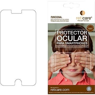 Reticare Eye Protector For iPhone 6 Plus - Black Border, 2 Pack (352P-9661-B-US)