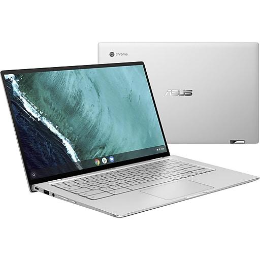 Asus Chromebook Flip C434 C434TA-DSM4T 14 0 inch Laptop Computer Core M, 4  GB, Chrome OS (C434TA-DSM4T)