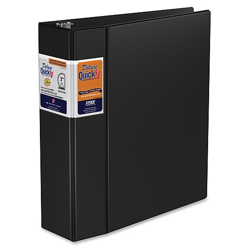 Shop Staples For QuickFit Commercial D-Ring Binder, 3