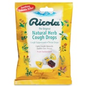Ricola LIL' Drug Store Cough Drops, For Cough, Sore Throat, 21/Bag