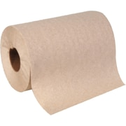 "Envision Hardwound Paper Towels, 7.88"" x 350 ft, Brown, Paper, Absorbent, For Washroom, 12/Carton"