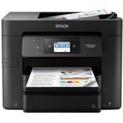 Epson WorkForce Pro EC-4030 Color Inkjet Multifunction Printer, Flatbed Scanner (C11CG01205)