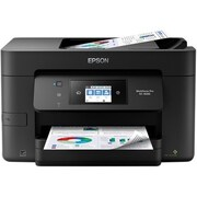 Epson WorkForce Pro EC-4020 Color Inkjet Multifunction Printer, Flatbed Scanner (C11CF74203)