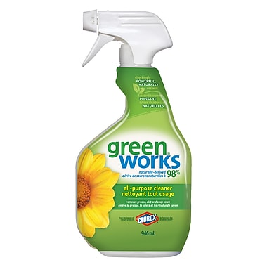 Green Works All-Purpose Cleaner Spray, 946 mL (1064)