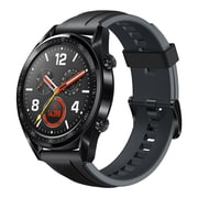 Huawei Fit Watch GT Classic Fortuna-B19S Smartwatch, Black Stainless Steel