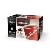 Tim Hortons – Chocolat chaud Original en portions uniques K-Cup, paq./10 (6320911300)