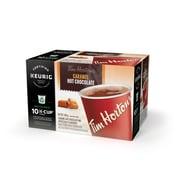 Tim Hortons – Chocolat chaud au caramel en portions uniques K-Cup, paq./10 (6320911302)