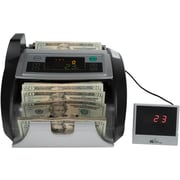 Royal Sovereign Digital Bill Counter, 1000 Bills per Minute, 3-Digit Display, 200 Bill Capacity