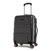 Bugatti Hard Case Carry-on Luggage (HLG1601-BLACK)