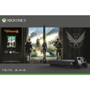 Xbox One X 1 TB The Division 2