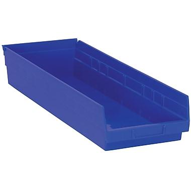 Shelf Bins, Bins, Blue, Bin Cup Per Bin, 24x cd036, 8x cb041
