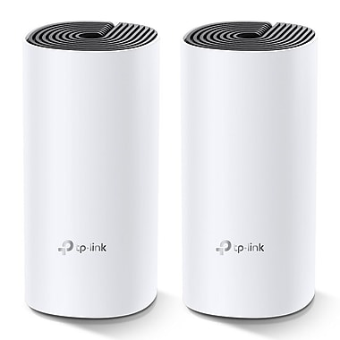 TP-Link Deco M4 AC1200 Whole Home Mesh Wi-Fi System, 2/Pack