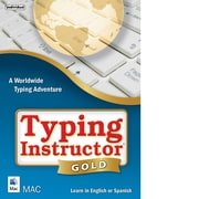Individual Software Typing Instructor Gold - Mac Compatible [Download]