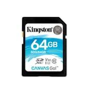 Kingston 64GB SDXC Canvas Go Card
