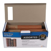 112 Penny Coin Wrappers Royal Sovereign Preformed Coin Wrappers ...