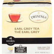 Twinings of London – Thé Earl Grey, recharges K-Cup