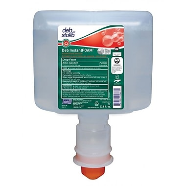 Deb InstanTouch Freeoam Hand Sanitizer Touch Free Refill, 1L Cartridge -  EcoLogo
