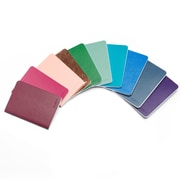Poppin Mini Medley Jewel Tones Soft Cover Notebooks, Assorted, 10/Pack (104922)