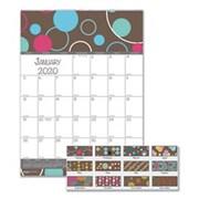 House of Doolittle™ 100% Recycled Bubbleluxe Wall Calendar (HOD341)