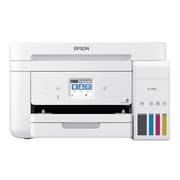 Epson EcoTank ET-4760 All-in-One Cartridge-Free Supertank Printer, white (C11CG19204)