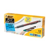 BIC® – Portemines Matic Grip®, 0,5 mm, paq./12
