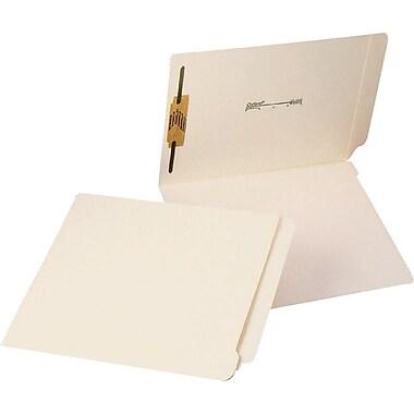 Pendaflex® Manila Laminated End-Tab Fastener Folders