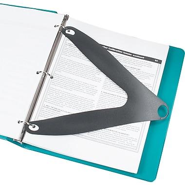 Wilson Jones® Boomering Sheet Lifters, 10-Pack, Black