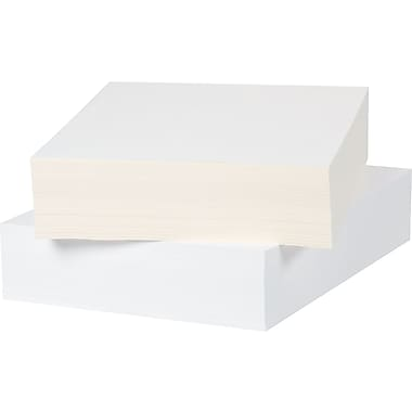 Synergy Classic Linen 25% Cotton Content Paper, Brilliant White