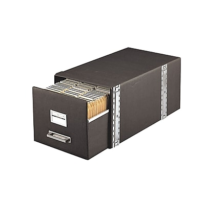 Bankers Box® StaxOnSteel® Storage Drawers, Letter-Size