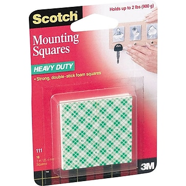 Scotch® Mounting Squares