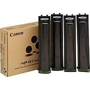 Canon NPG-1 Black Standard Yield Toner Cartridge, 4/Pack (1372A006AA)