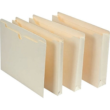 Staples® Expanding File Jackets, 2
