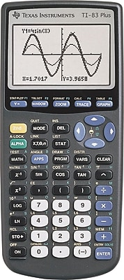 texas instruments ti 83 plus graphing calculator staples rh staples com ti 83 user manual pdf ti 83 user manual download