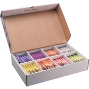 Crayola® 528389 Jumbo Classpack Crayon, Assorted