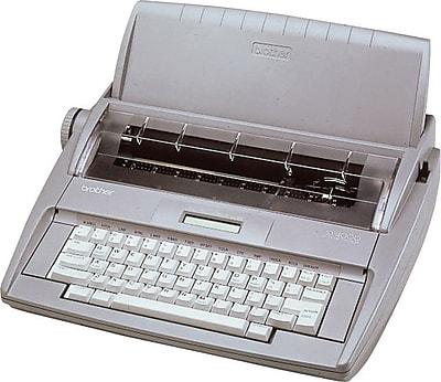 Machines à écrire et fournitures