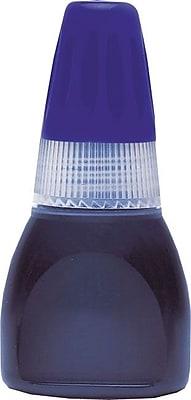 Xstamper Refill Ink, 10 ML Bottle, Blue