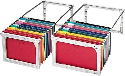 Pendaflex® Plastic Snap-Together Hanging Folder Frame, 1/Box (04441)