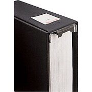 "Wilson Jones 2"" Hanging Post Binder, 650 Sheet Capacity, Black (36544B)"