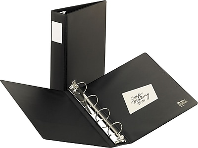 Avery Legal Four-Ring Heavy-Duty Binder with 2