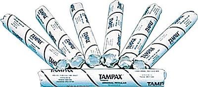 Tampax® Tampons, 500/Ct