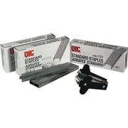 "OIC Standard Chisel Point Staples, 1/4"" Leg Length, 5,000/Bx"