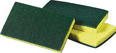 3M Heavy-Duty Scrubbing Sponge, 3/Pack