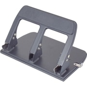 OIC® Heavy-Duty 3-Hole Punch with Padded Handle, 40 Sheet Capacity