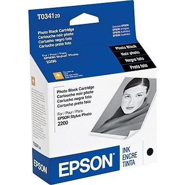 Epson 34 Photo Black Ink Cartridge (T034120)