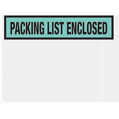 Packing List Envelopes, 4-1/2