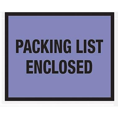 Staples® Packing List Envelopes 7
