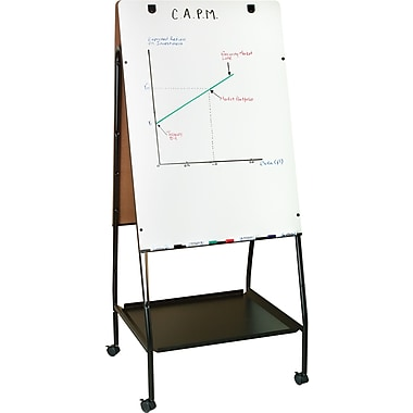 Best-Rite Mobile Dry-Erase Easel